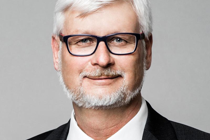 Vorstandssprecher Manfred Freitag