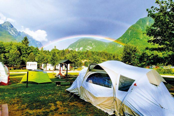 Das Camp Liza eröffnet eine nahezu endlose Auswahl an Freizeitmöglichkeiten.