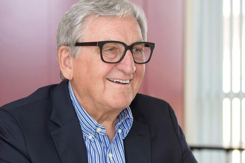Vorstandsvorsitzender Helmut Manzenreiter