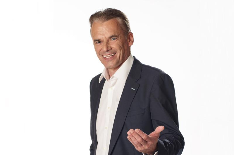 Bürgermeister Ferdinand Vouk
