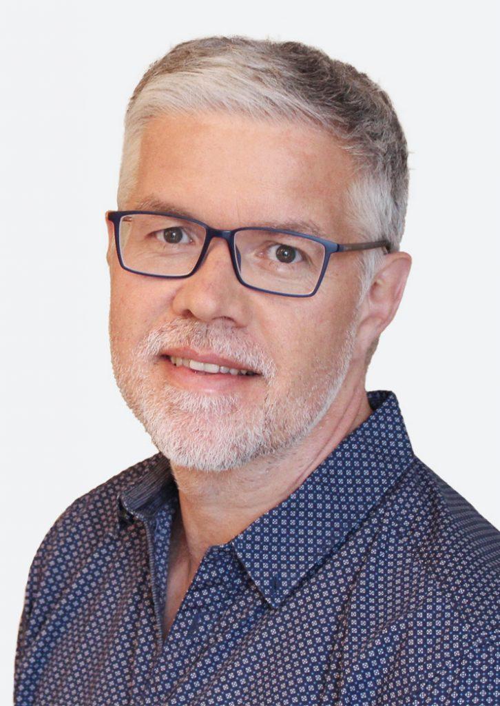 Redakteur Gerhard Benigni - Villach im Fokus