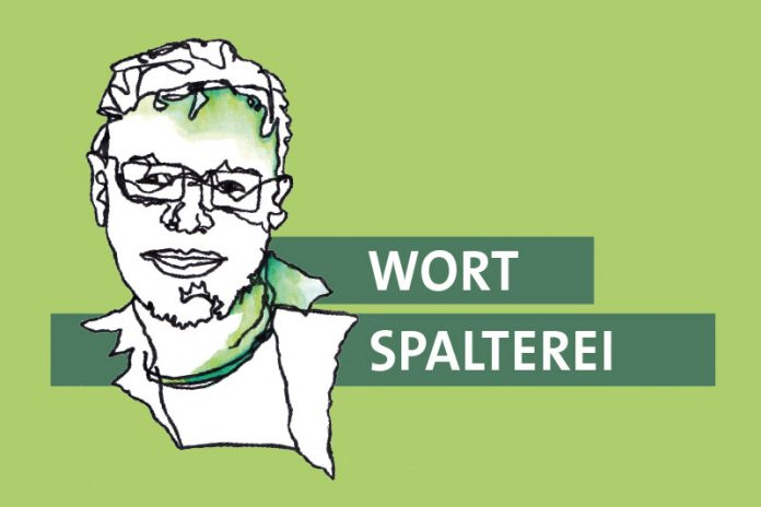 wort-spalterei