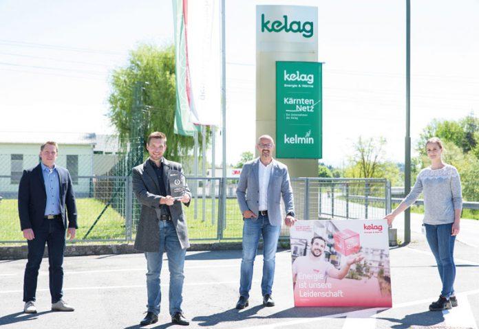 KELAG Energie & Wärme 3M-Lieferant des Jahres!