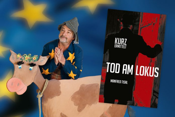 Manfred Tisal - EU-Bauer wurde Krimi-Autor - Foto: Tisal